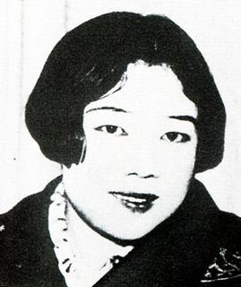 Kanoko Okamoto Novelista, poetisa y ensayista