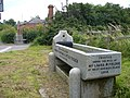 Old Cattle Trough, West Horsley. - geograph.org.uk - 494381.jpg