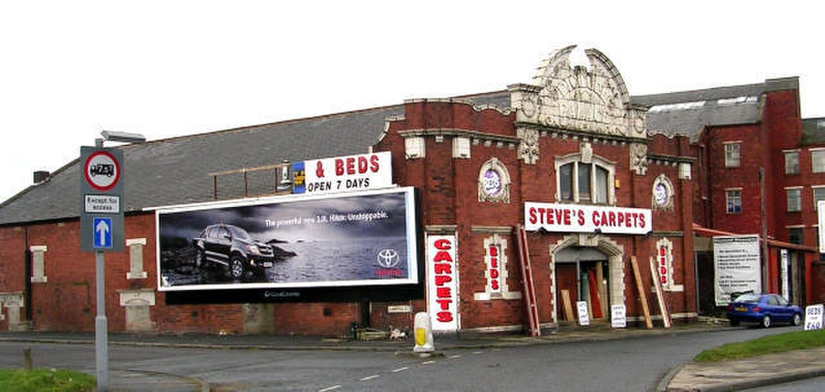 Old Picture Palace - Wakefield Road - geograph.org.uk - 386877.jpg