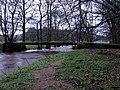 Old bridge over Kip Water - geograph.org.uk - 1600149.jpg
