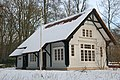 Old house in the Hoge Veluwe, used for meetings of members from National Park Hoge Veluwe - panoramio.jpg