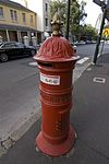 Old red postbox in Sydney CBD.jpg