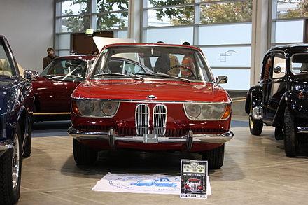 BMW New Class - Wikiwand