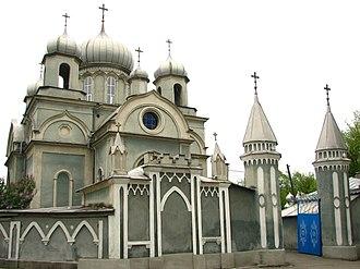 Oleksandrivsk - Image: Oleksandrivsk church