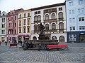 Olomouc, Horní náměstí 2 - 6, Herkulova fontána.jpg