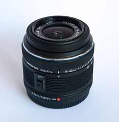 Olympus 14-42 II retracted.jpg