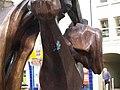 Omagh sculpture, Market Street - geograph.org.uk - 522759.jpg