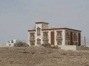 Biladhi Shuhoom - Omani house in Biladhi Shuhoom