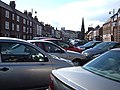 On-street parking, Tynemouth - geograph.org.uk - 774255.jpg