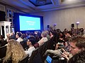 Opening ceremony, wikimania2017 (15).jpg
