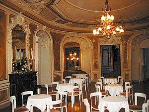 Opernhaus Zürich, Pausenfoyer