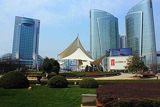 Hongshan District, Wuhan - Guanggu Circle