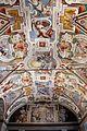 Oratorio di San Silvestro in Palatio, 02 trinità in gloria angelica, di vari pittori sovrintesi da Nebbia e Guerra.jpg