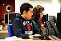 Oriol Nolis y Raquel Martínez en la redacción.jpg
