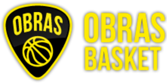 Obras Sanitarias - Logo for the basketball section of the club.