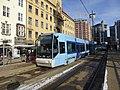 Oslo tram line 17 at Jernbanetorget.jpg