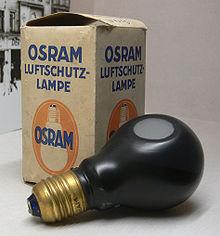 Luftschutzlampe Wikipedia