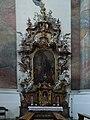 Ottobeuren basilika ottobeuren altar of st benedict 001.JPG