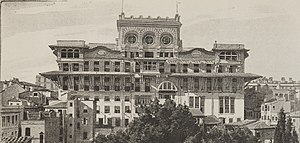 Occupation of the Ottoman Bank - Image: Ottoman Bank