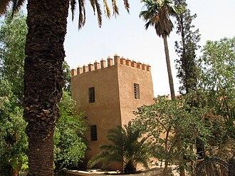 Oujda - Ancien mirador