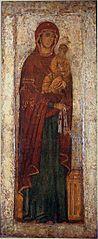 Icône Maximovskaïa de la Mère de Dieu