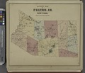 Outline Map of Fulton Co. New York. NYPL1584227.tiff