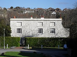 Ovingdean Grange, Ovingdean (NHLE-Kodo 1380552).jpg