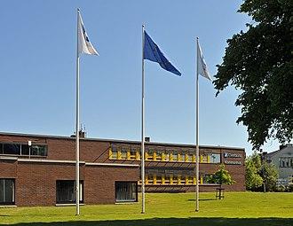 Oxelösund Municipality - Oxelösund City Hall in June 2013