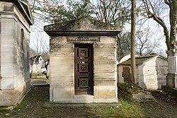 Tomb of Debruge, Duménil and Labarte