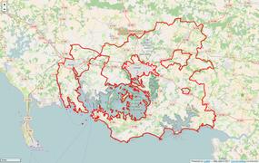 Parc Naturel Régional Du Golfe Du Morbihan Wikipédia