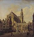 P.F. II de Noter - De Veemarkt met de Sint Pauluskerk te Antwerpen - B86 - Cultural Heritage Agency of the Netherlands Art Collection.jpg