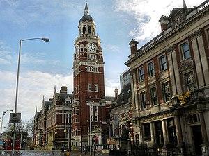 Croydon - Image: P1490912 The Old Town Hall,Katherine Street.. Croydon.
