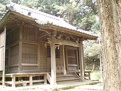 P4280019 Kumano shrine Tehiro sanctuary.JPG