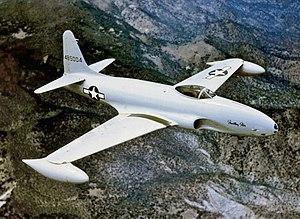 Lockheed P-80 Shooting Star - Wikipedia