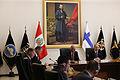 PERU Y FINLANDIA SUSCRIBIERON MEMORANDUM DE ENTENDIMIENTO SOBRE COOPERACIÓN CIENTÍFICA Y TECNOLÓGICA EN DEFENSA (23247026852).jpg