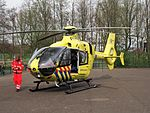 PH-MAA ANWB Medical Air Assistance Eurocopter EC135 at Hoofddorp pic21.JPG