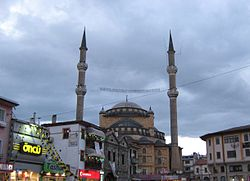 Paşa-Mosque at Atatürk-boulevard