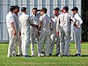 Pacific CC v Chigwell CC at Crouch End, London, England 26.jpg