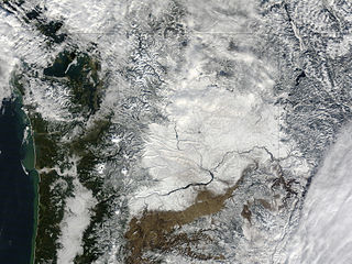 January 2012 Pacific Northwest snowstorm