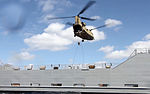 Pacific Waterborne, Air Assault, Aviation Soldiers work together during maritime rappel-sling load operations 150211-A-ZQ422-002.jpg