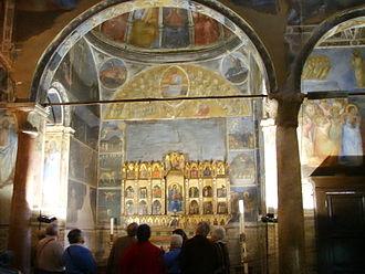 Padua Baptistery - Image: Padova, battistero, interno