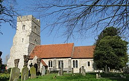 Paglesham, Essex - St.Peters Church.jpg