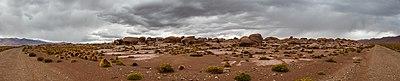 Paisaje cerca de la mina de Collahuasi, Chile, 2016-02-10, DD 16-21 PAN.JPG