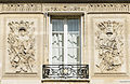 Palais de l'Elysée, Fenêtre - Journées du Patrimoine 2014.jpg