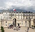 Palais de l'Elysée, Journées du Patrimoine 2014 - Cour d'honneur, 01.jpg