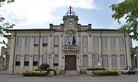 Palazzo municipale Jolanda di Savoia (Fe).JPG