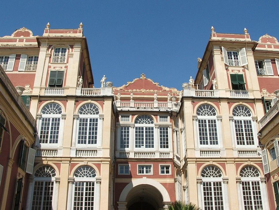 Palazzo reale a Genova - 3