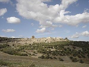 Culture of Tunisia - Panorama of Dougga