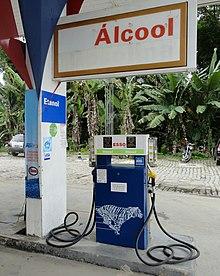 Alkohol Als Treibstoff