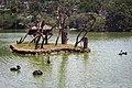 Parque Zoológico de São Paulo - Sao Paulo Zoo - Uma ilha de macacos - A monkeys island (11540299866).jpg